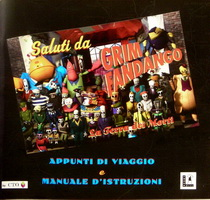 Manuale fronte